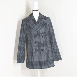 New York & Company gray Peacot jacket